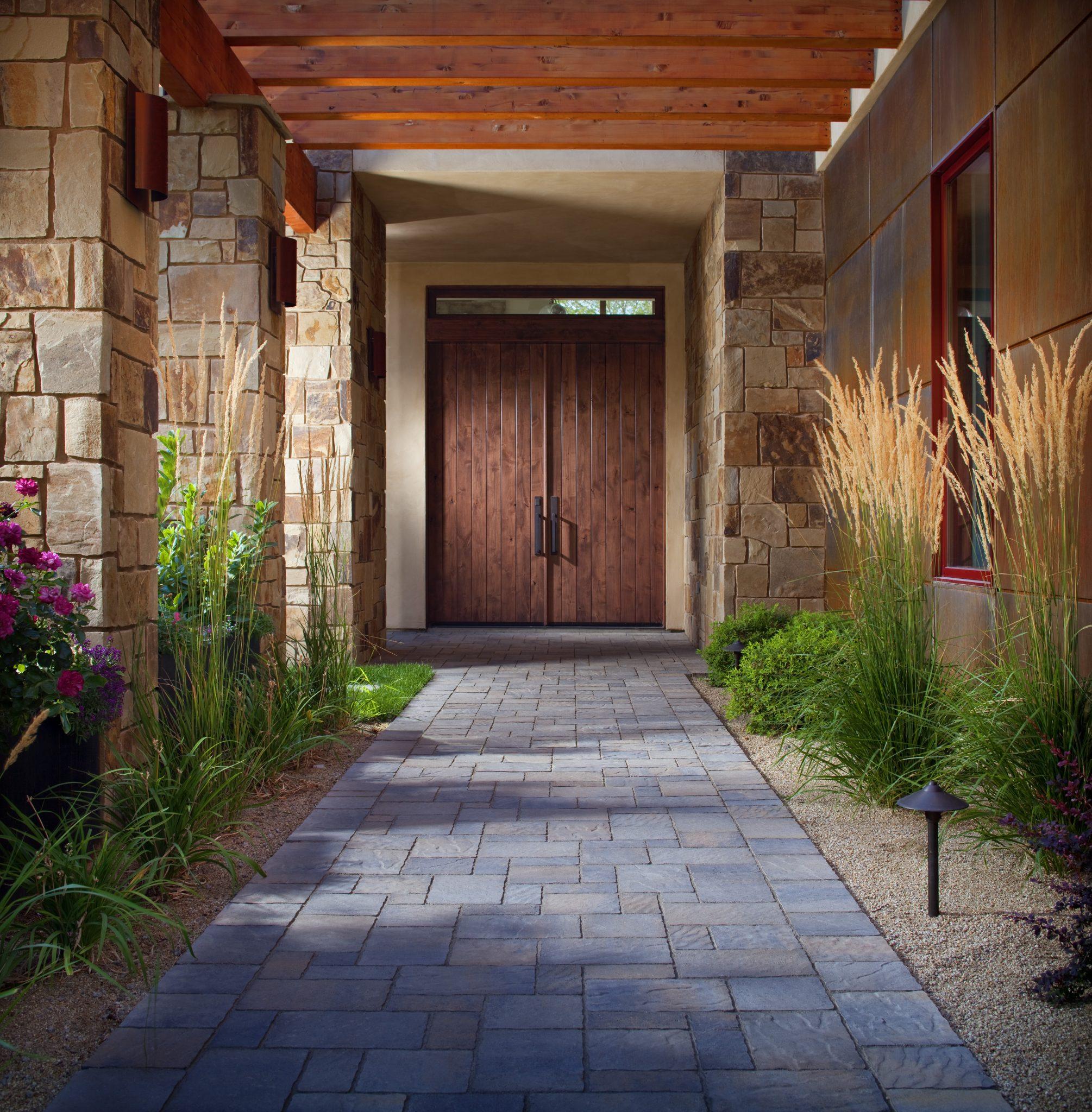 paver walkway designs