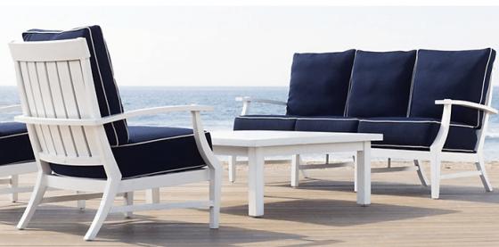 Beachy Seating