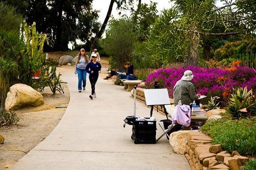 Desert Garden Balboa Park