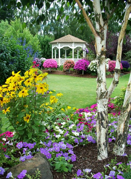 The Importance of Outdoor Living Spaces for San Diego Homes: Garden Gazebo