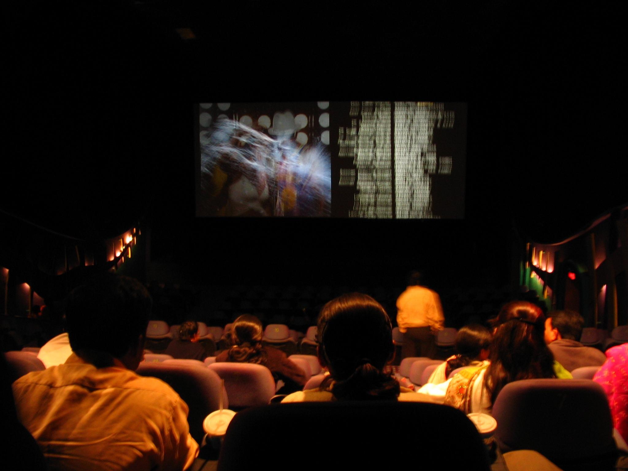Movie Theater Audience