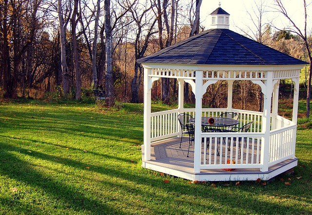 Outdoor Living Gazebo