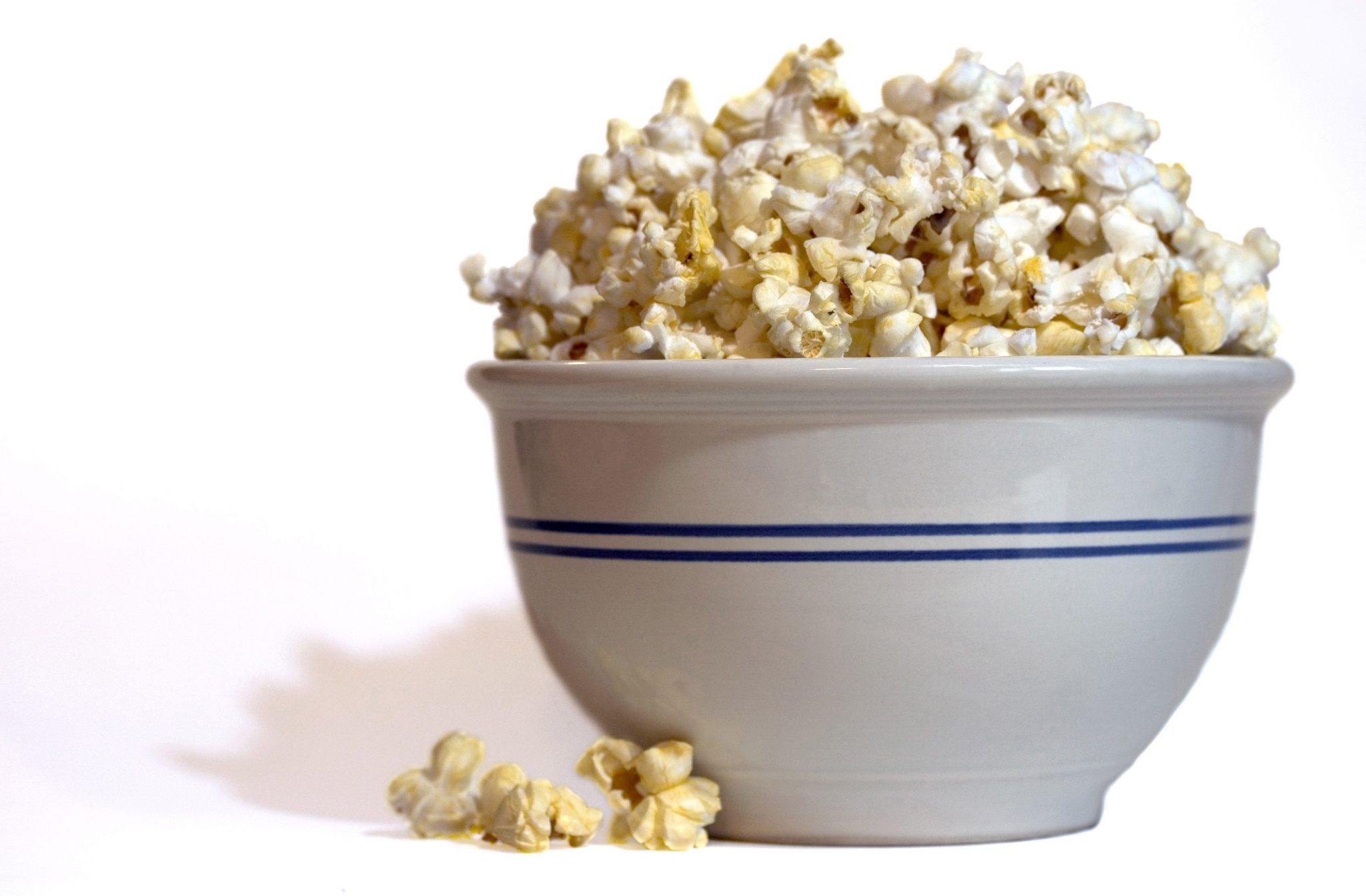 The Quintessential Movie Snack