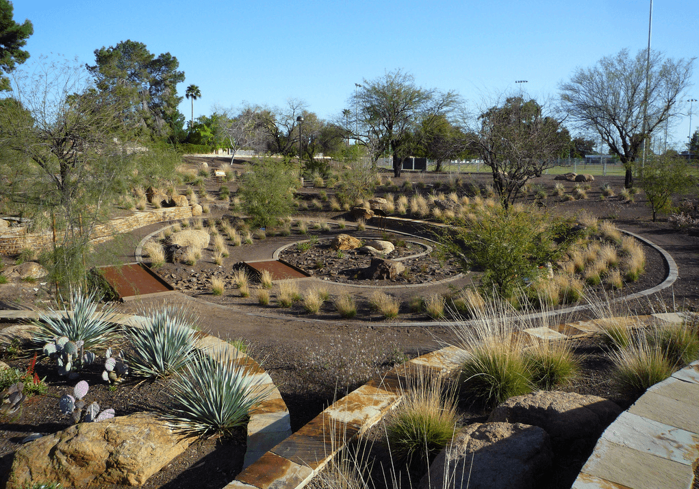 landscaping with rocks and gravel