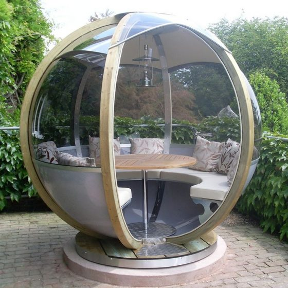 Backyard sphere