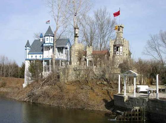 Backyard Castle Overview