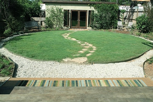 water wise lawn replacement ideas - Garden Ideas To Replace Grass