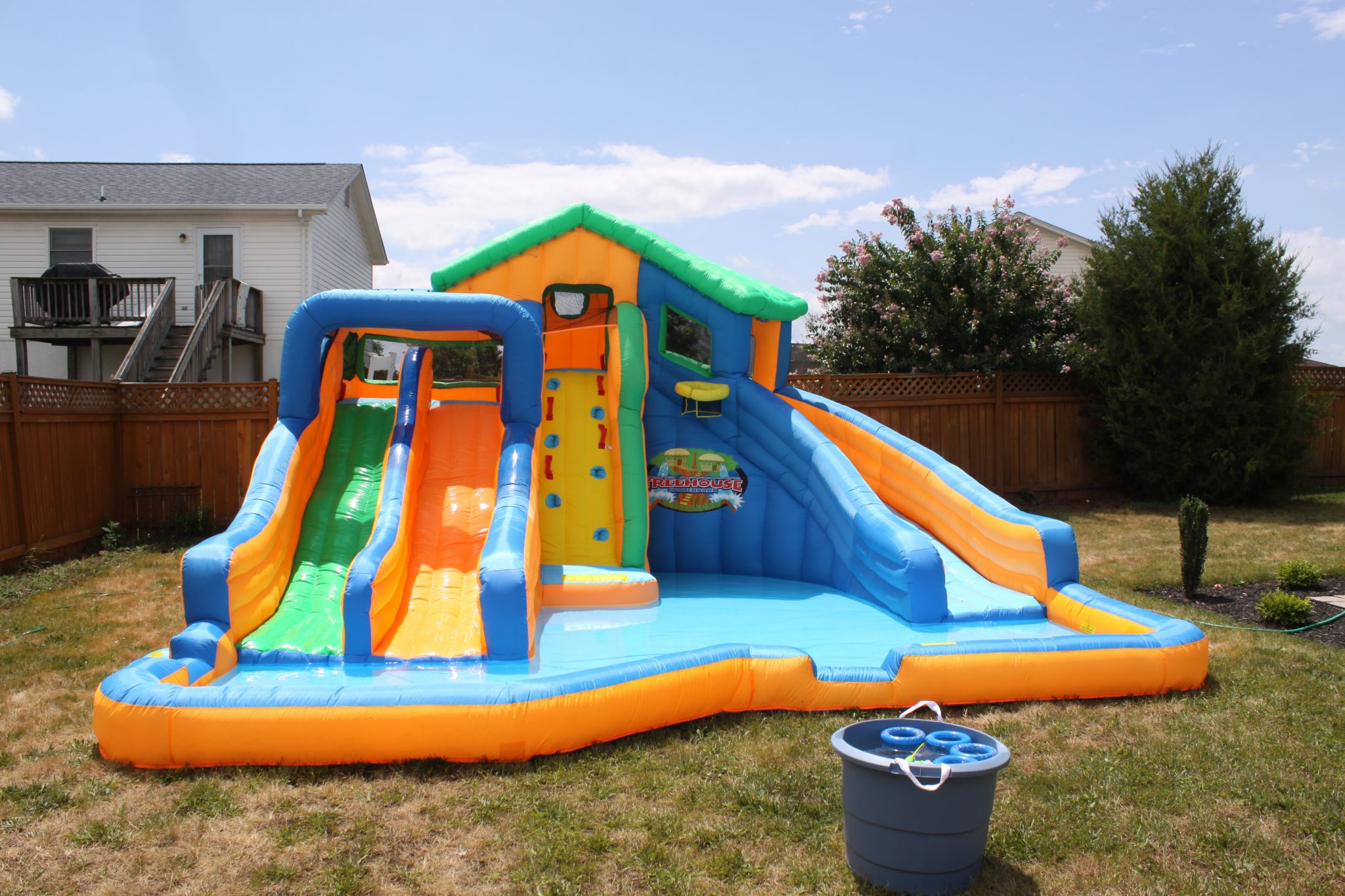 Ideas For A Backyard Party backyard theme parties: outdoor party ideas for kids | install-it-direct