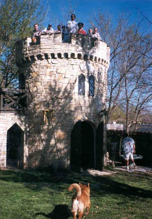 Backyard Castle