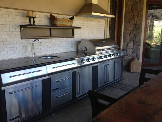 How Much Do Outdoor Kitchens Cost Install It Direct