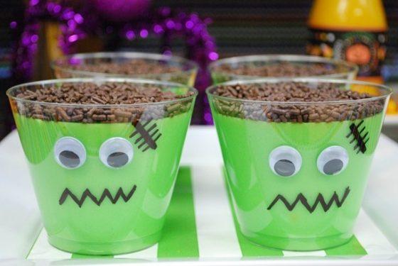 frankenstein cups