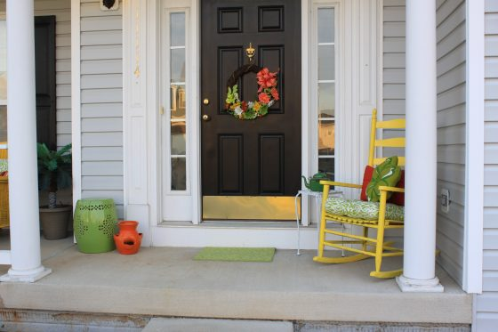 Spruce up Your Porch