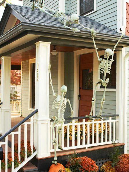 Skeleton House