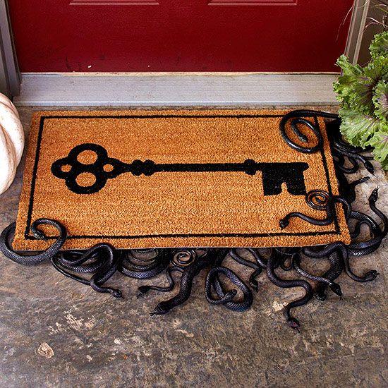 Snake mat