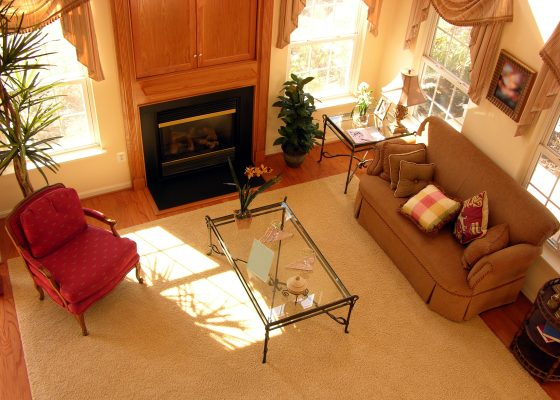 Wood floors instantly enhance the look of any room.