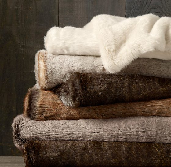 Gifts for decorators - throws