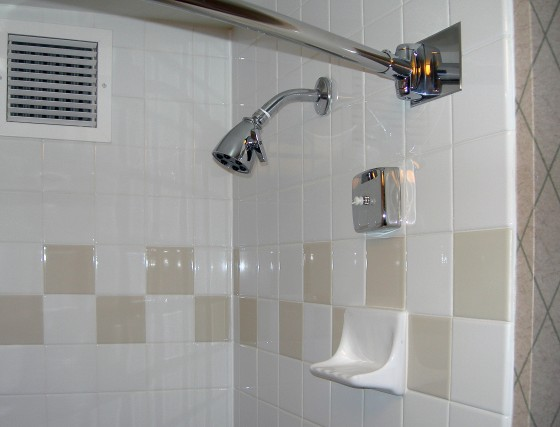 Upgrade your guest house bathroom with new fixtures.