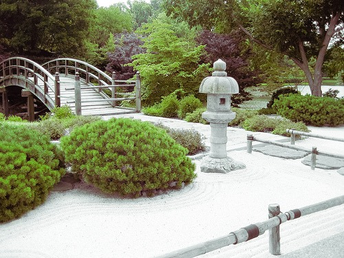 See How Japanese and Zen Gardens Integrate Pavers