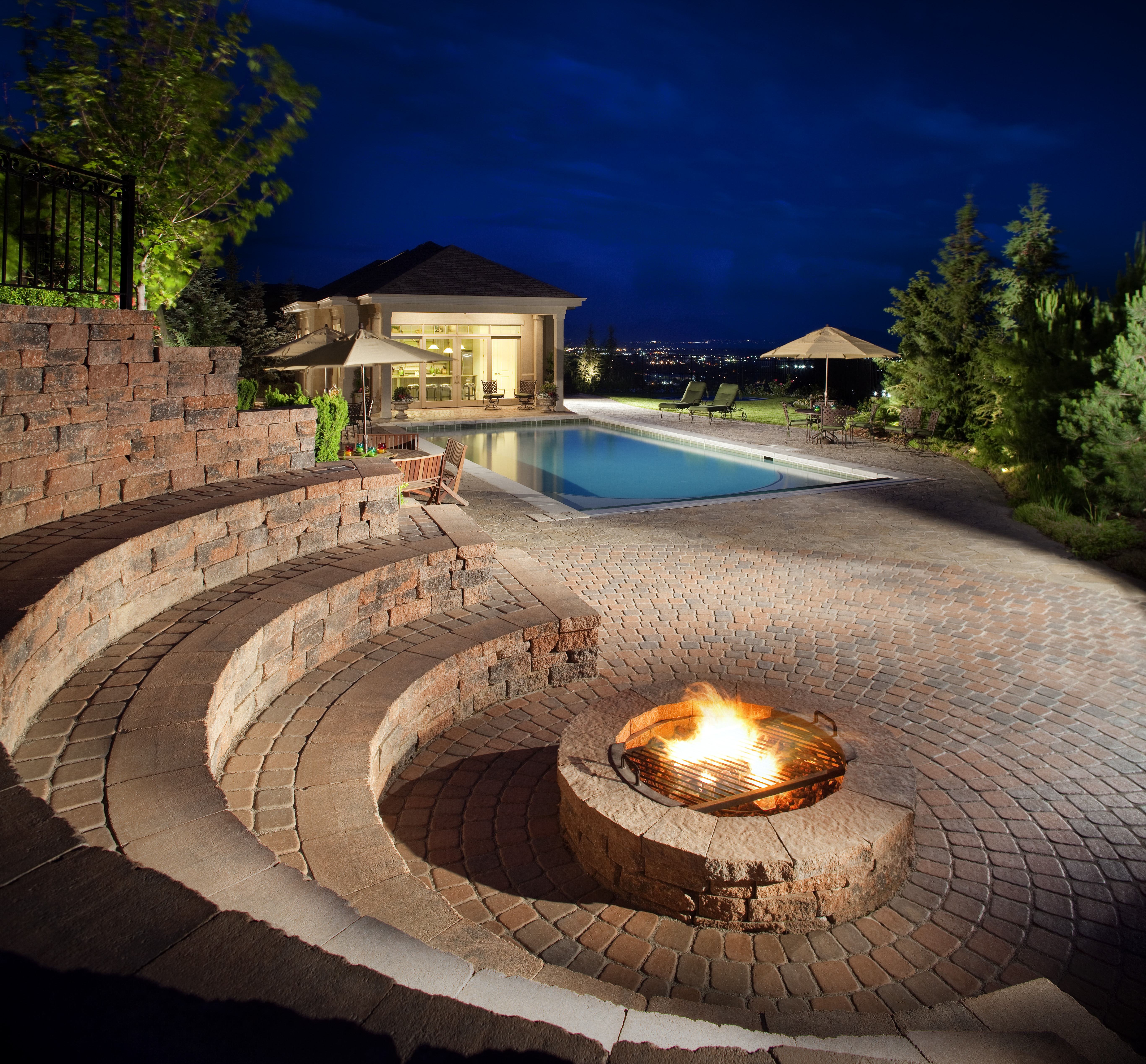 Homeowner 39 s most popular landscape design elements for Element landscape design