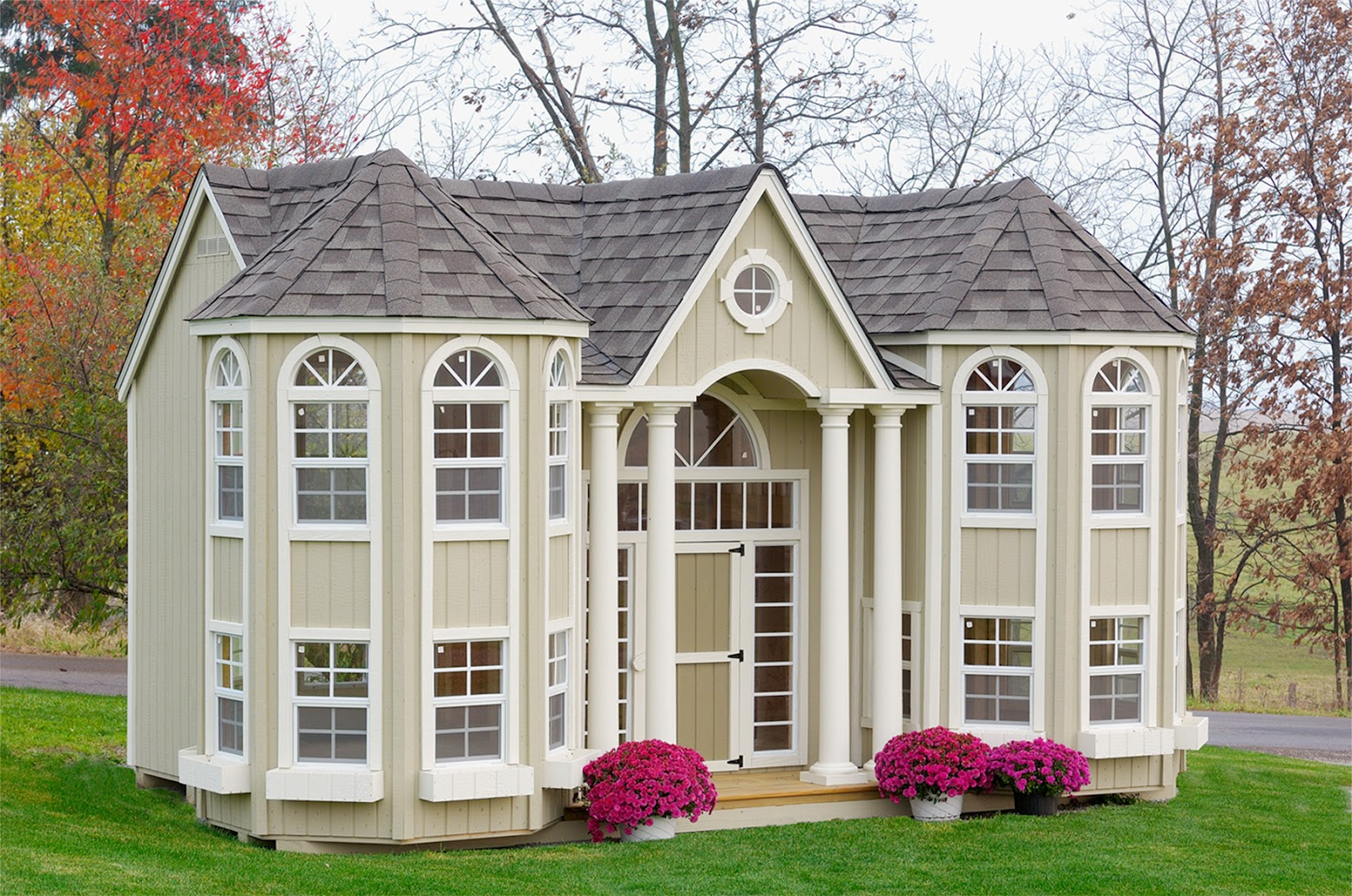 size plans Adult playhouse