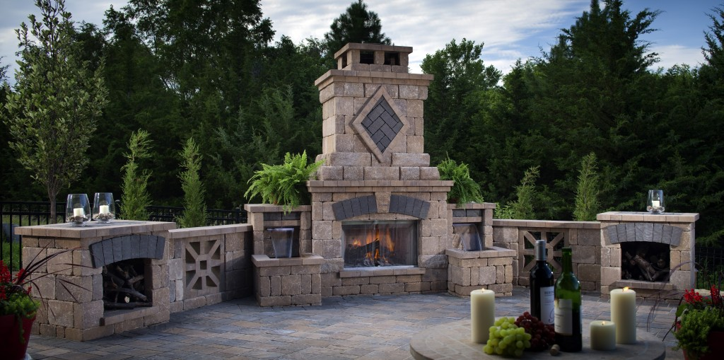 Outdoor Vacation Rental Landscaping