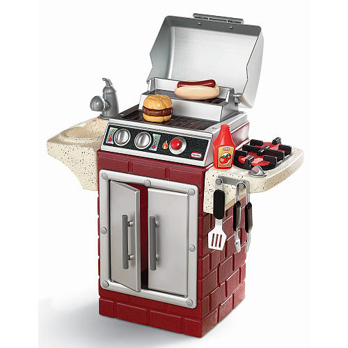 Little Tikes Get Out N Grill Barbecue Set at Toys R Us