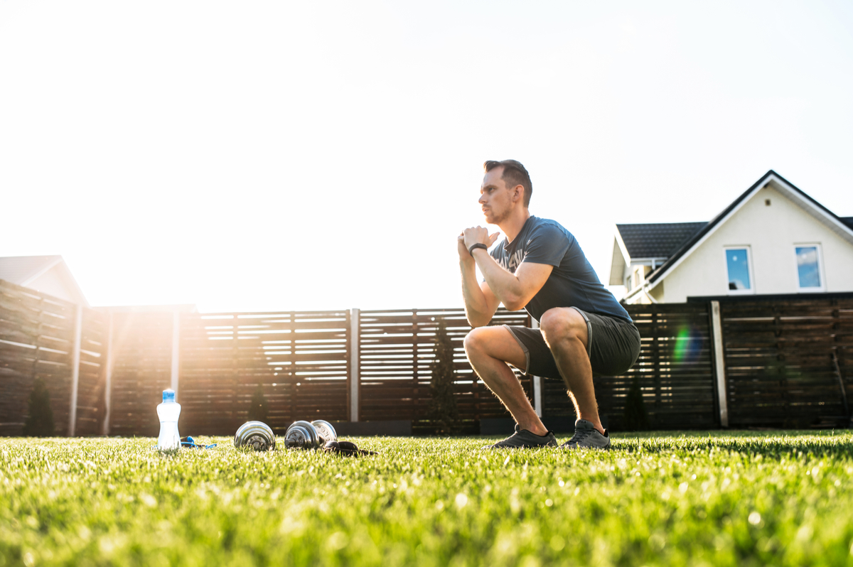 Outdoor Home Gym Tips