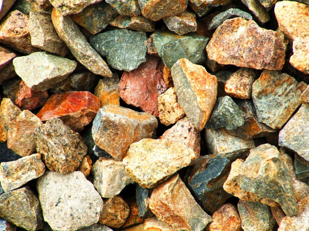 Colorful Gravel