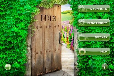 Eden Garden Designer app