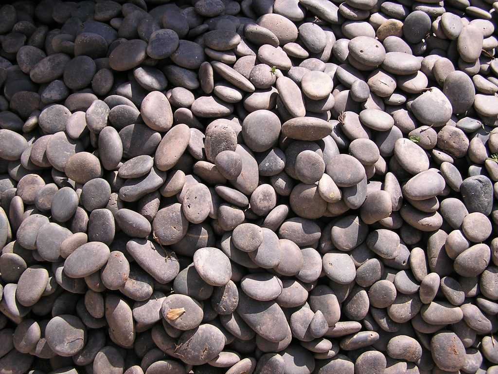 Large Beach Pebbles