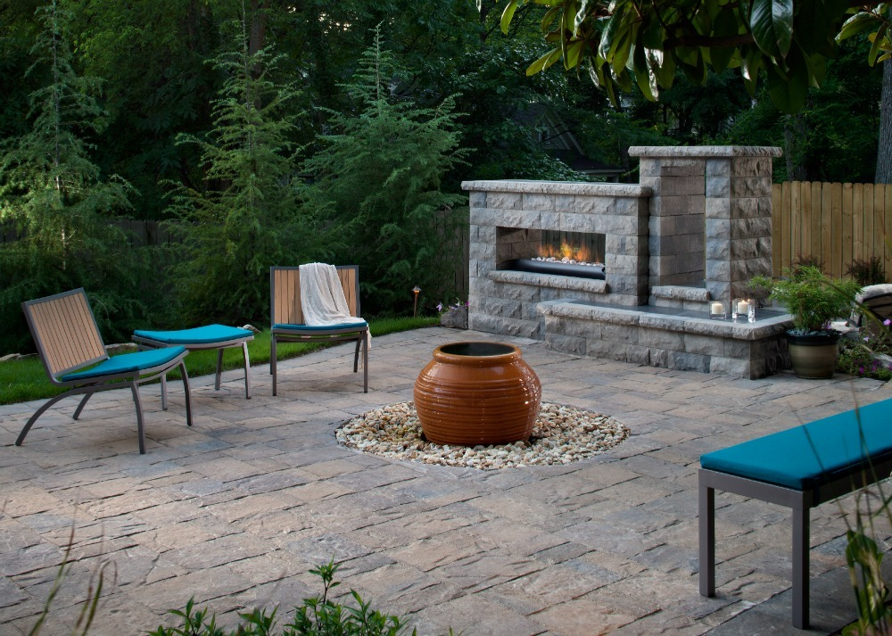 how to spruce up your patio