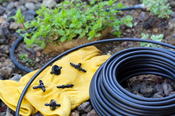 fix drip irrigation