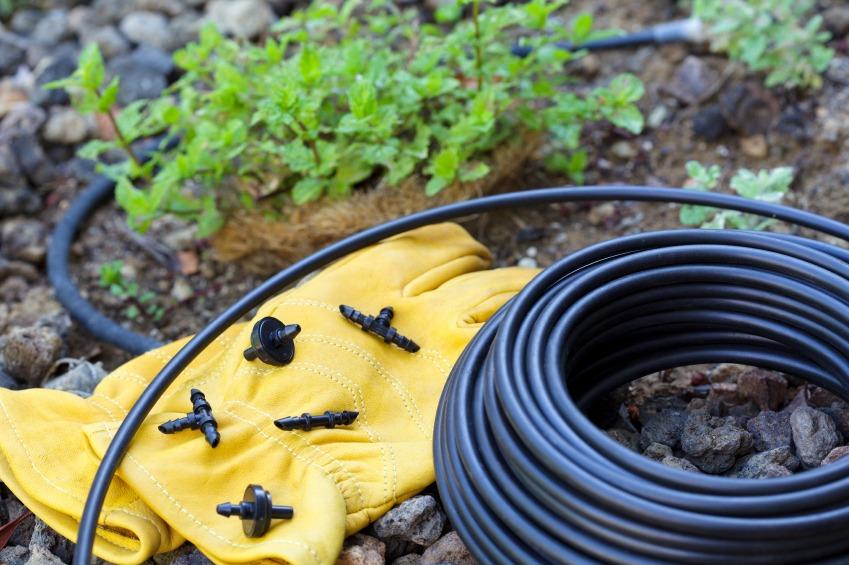 repair drip irrigation