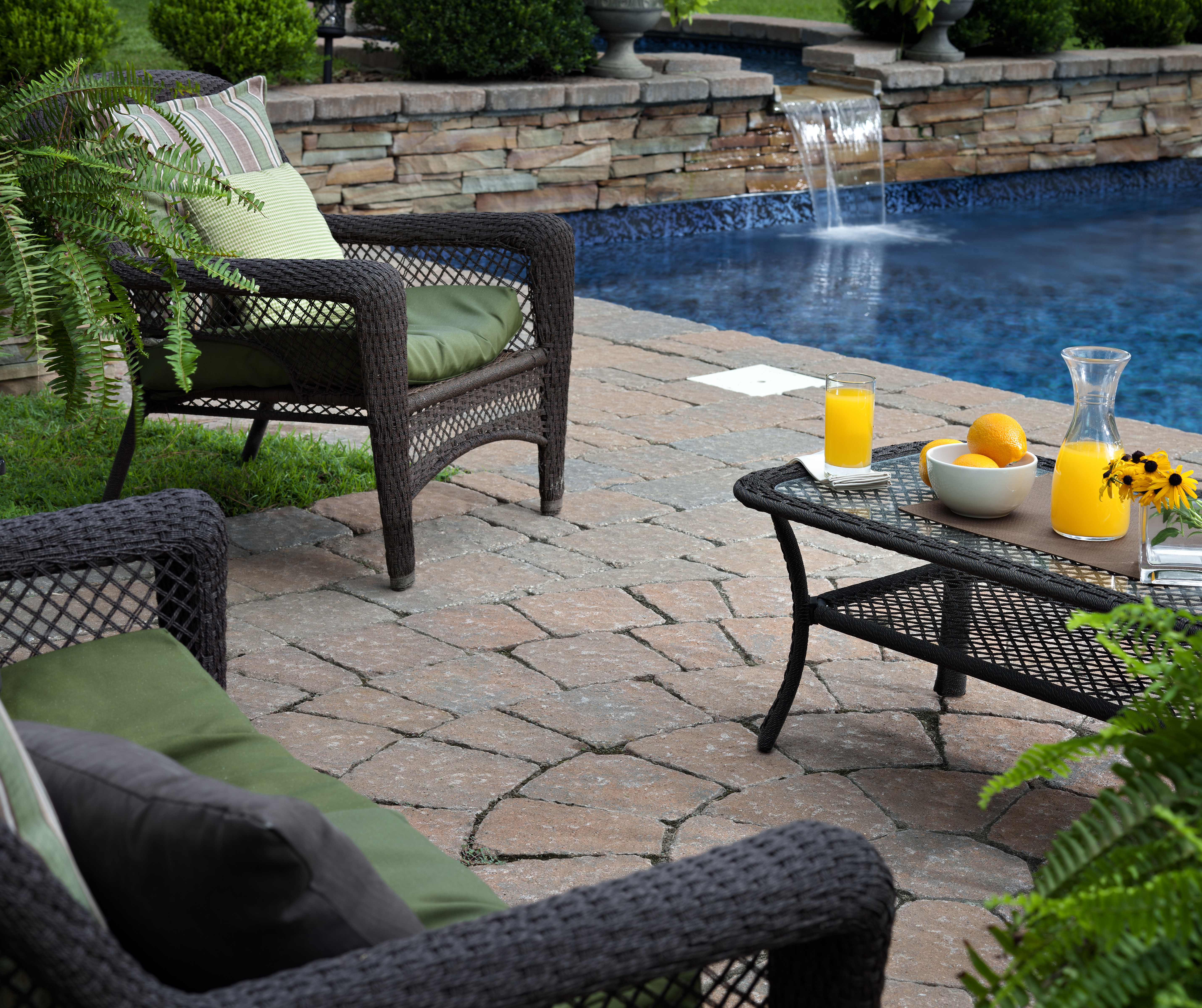 How Pavers Can Enhance Your Outdoor Living Space