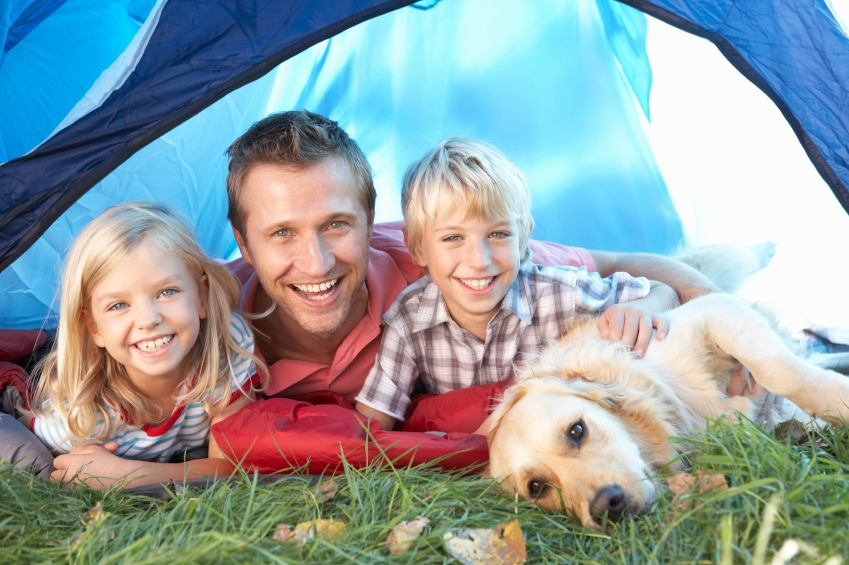 Tips for Going Backyard Camping