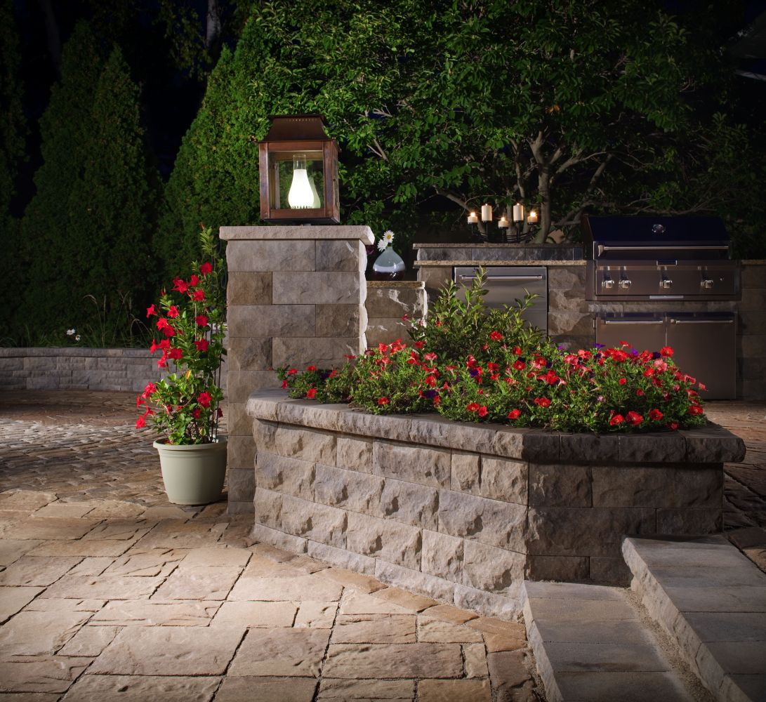 Belgard Pavers Planter