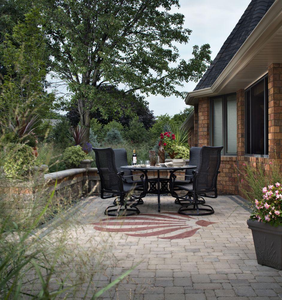 New patio furniture