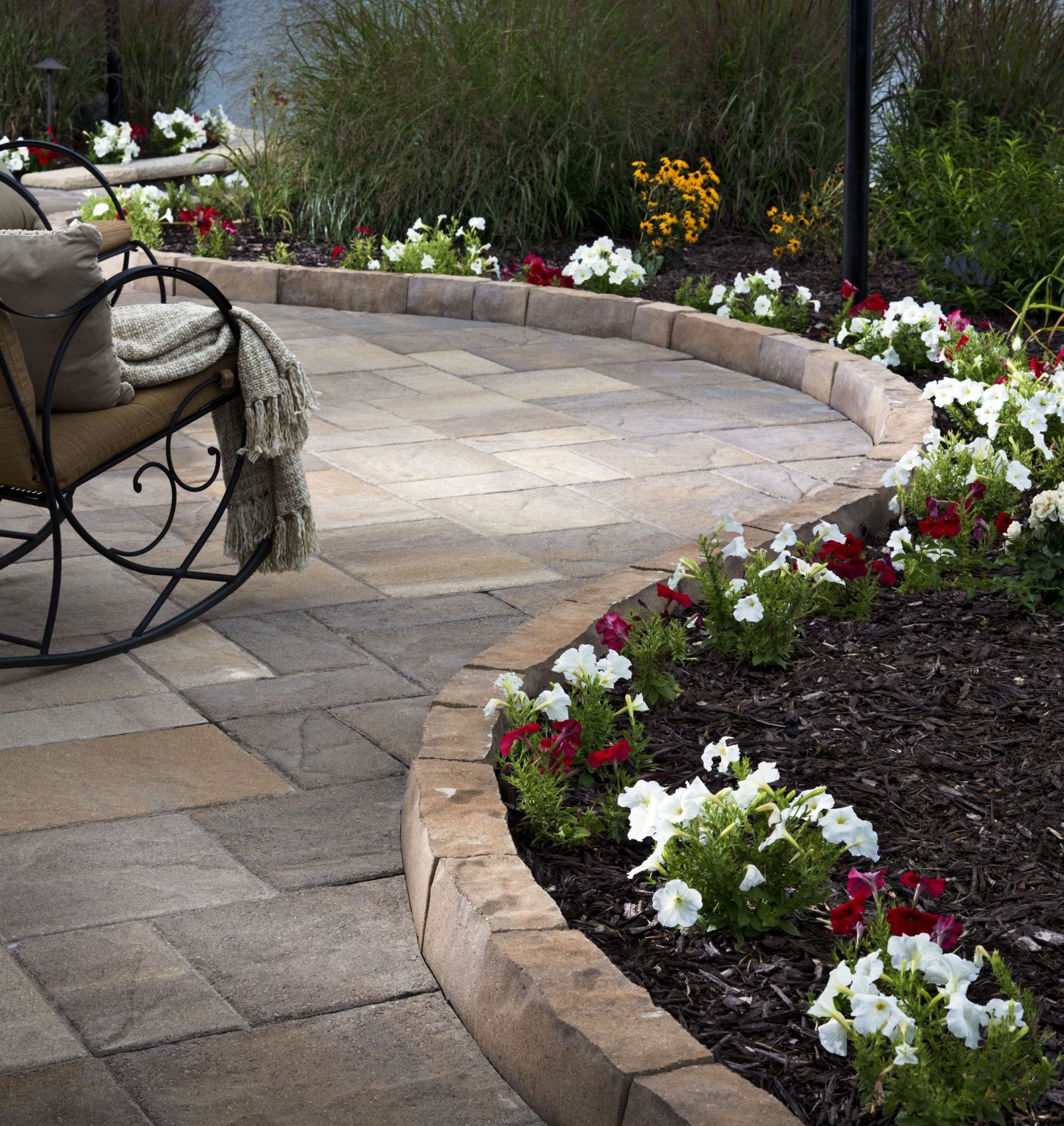 Add Mulch to Garden Beds