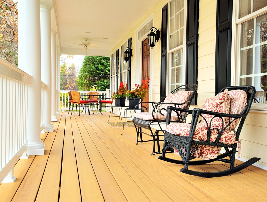 8 Ways to Personalize Your Front Entry