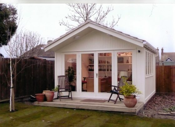Garden Office by Devizes Wood Products