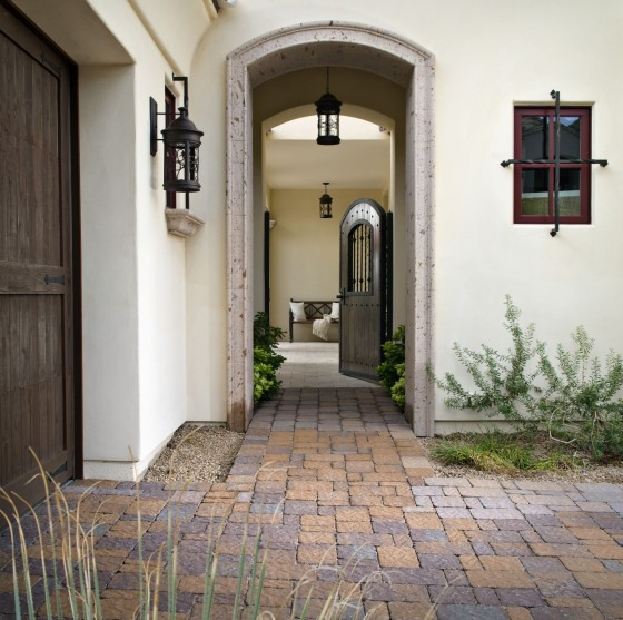 Welcoming Entryway