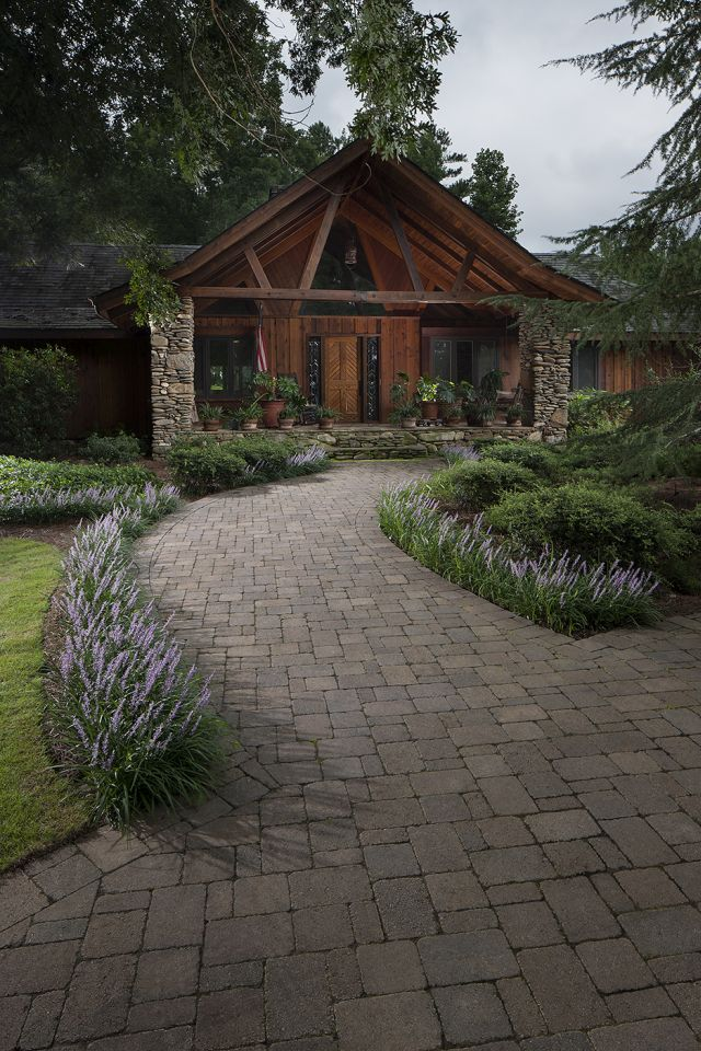 Well-Designed Landscaping