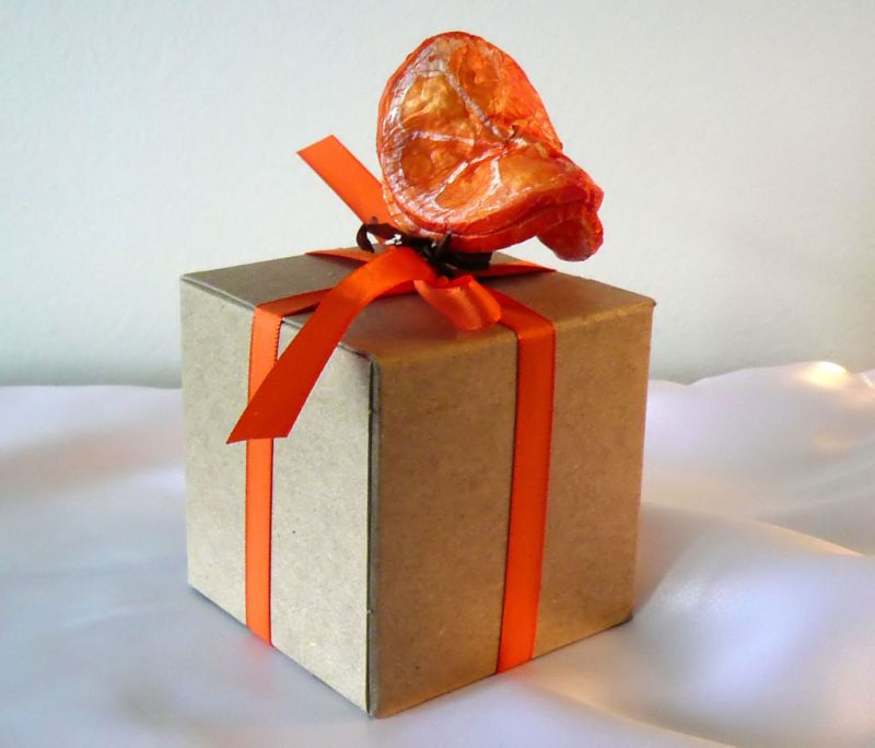 Party Favor Gift Box