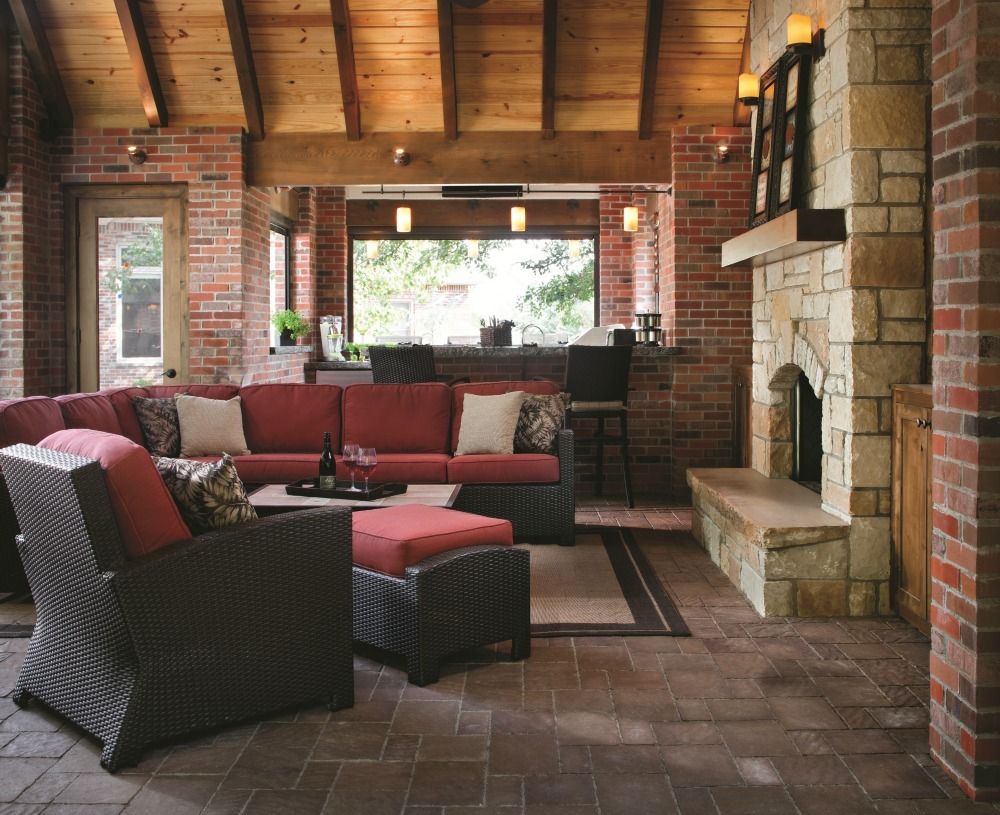 Pantone Color of the Year: How To Use Marsala Outdoors