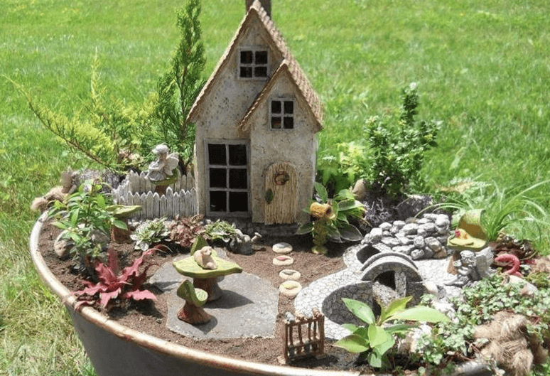 How to Create a Fairy Garden Your Step by Step Guide INSTALL IT