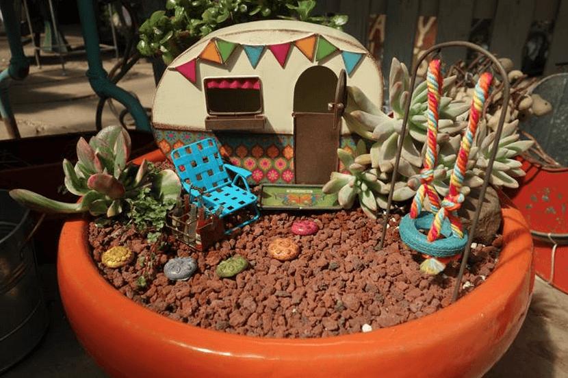 More Fairy Garden
