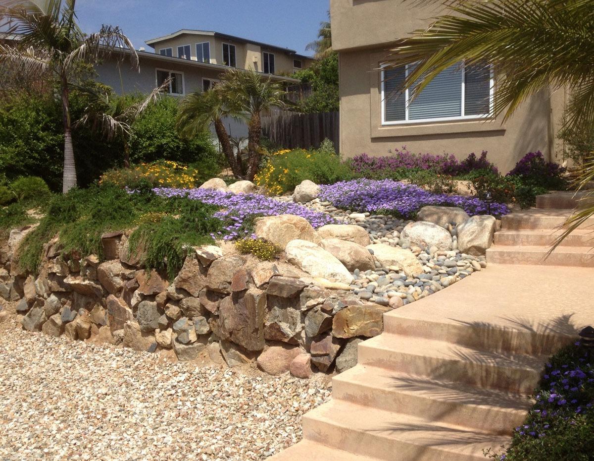 rock garden design by Armstrong Garden Centers