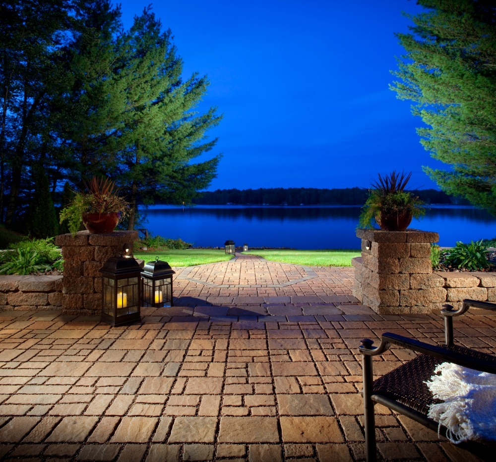 Benefits of permeable pavers