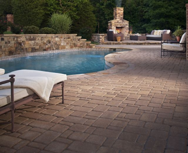 Why Choose Paving Stones Over Stamped Concrete Install