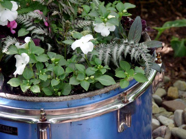 15 Creative Container Garden Ideas